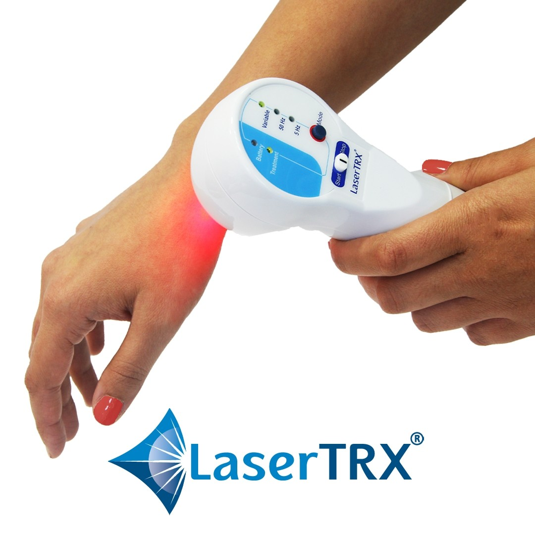 LaserTRX - Pain Relief Cold Laser Therapy Device – New Technology
