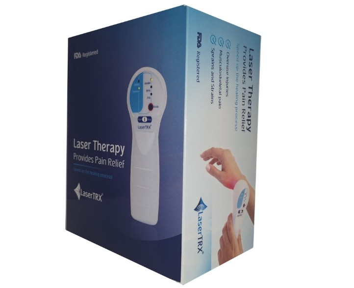 Laser TRX - LLLT Cold Laser Therapy Device