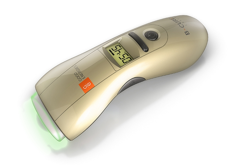 acne b cure low level laser therapy device