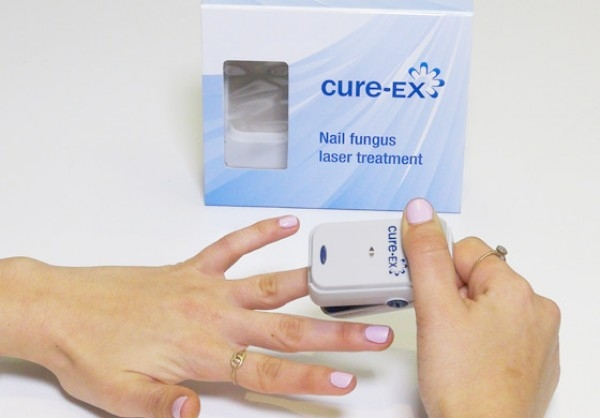 cure ex toenail fungal treatment